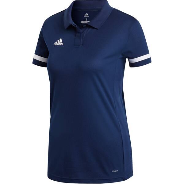 ADIDAS Damen Team 19 Poloshirt