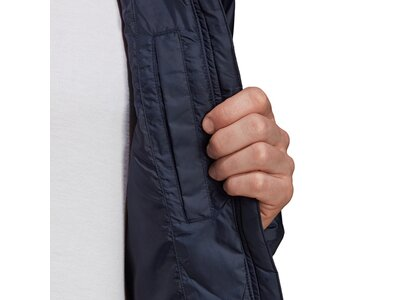 adidas Herren BSC 3-Streifen Insulated Jacke Blau