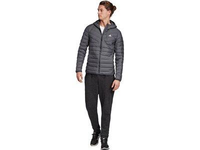 ADIDAS Fußball - Teamsport Textil - Jacken Terrex Varilite 3 Stripes Jacke Grau