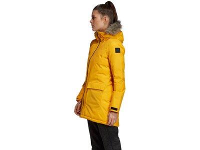 adidas Damen XPLORIC PARKA Orange