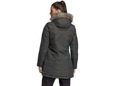 adidas Damen XPLORIC PARKA Grau