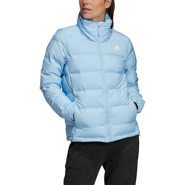ADIDAS Damen Helionic 3-Streifen Jacke