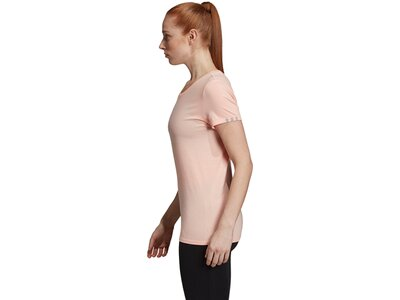 adidas Damen 25/7 T-Shirt Rot