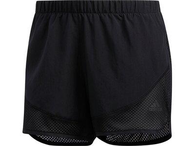 ADIDAS Damen Shorts M20 SPEED Schwarz