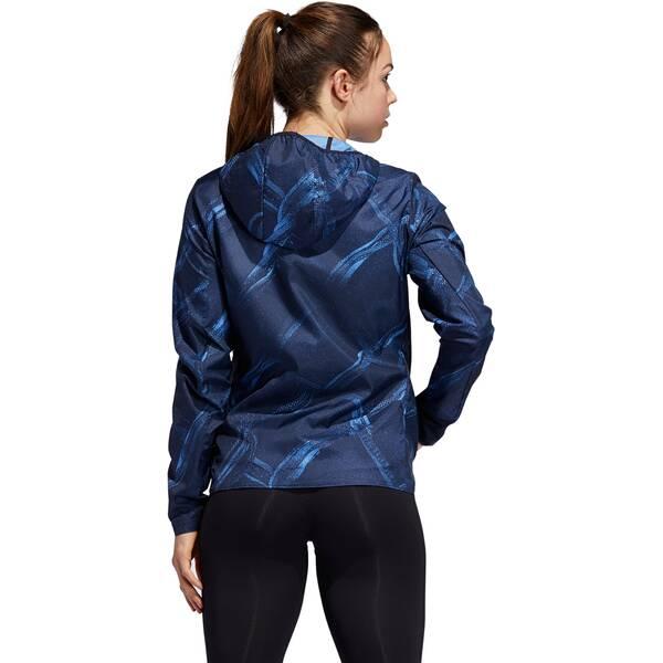 ADIDAS Damen Own the Run Graphic Jacke
