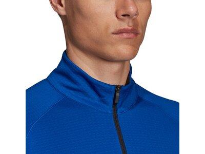 adidas TERREX Herren XPERIOR ACTIVE LONGSLEEVE Blau