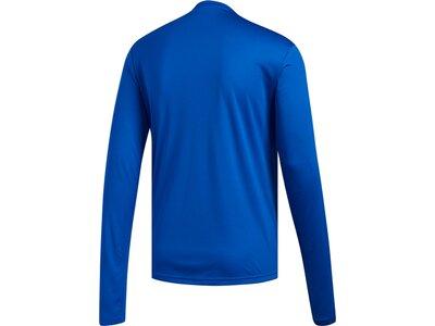 ADIDAS Herren Own the Run Longsleeve Blau