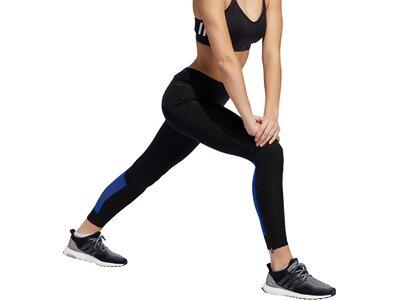ADIDAS Damen Own the Run Tight Braun