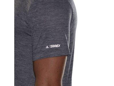 ADIDAS Herren T-Shirt TERREX Tivid Grau