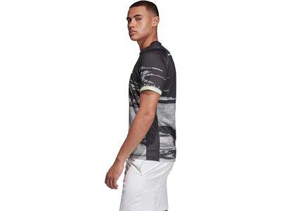 ADIDAS Herren T-Shirt New York Silber