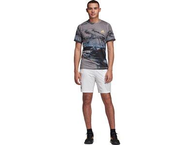 ADIDAS Herren T-Shirt New York Grau