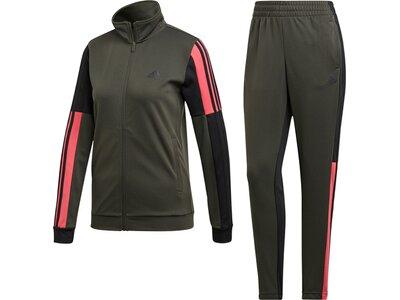 ADIDAS Damen Team Sport Trainingsanzug Grau