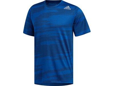 ADIDAS Herren T-Shirt Wintrd Tee Schwarz
