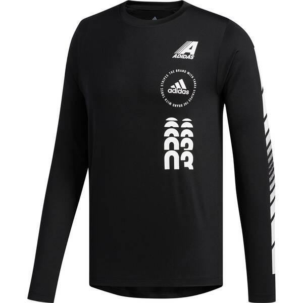 ADIDAS Herren Shirt MOTO LS