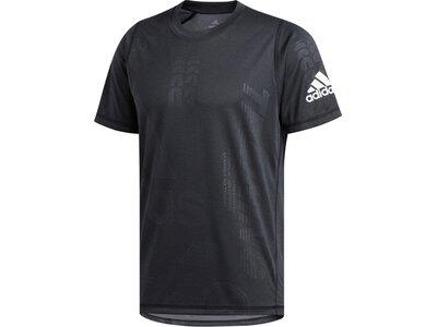 adidas Herren Shirt DAILY PRESS Schwarz