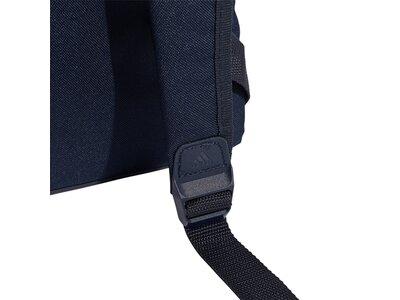 ADIDAS Classic 3-Streifen Rucksack Blau
