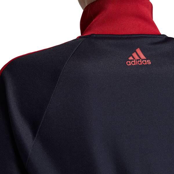 ADIDAS Damen ID 3-Streifen Snap Trainingsjacke