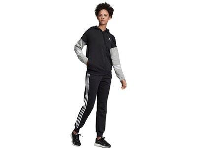 ADIDAS Damen Energize Trainingsanzug Schwarz