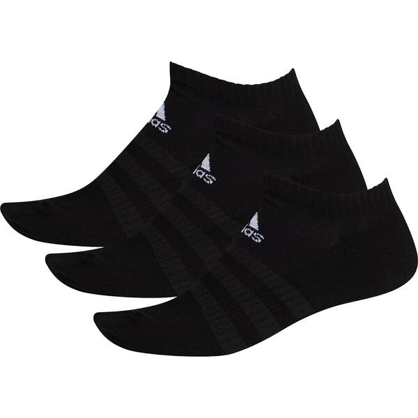 ADIDAS Cushioned Low-Cut Socken, 3 Paar