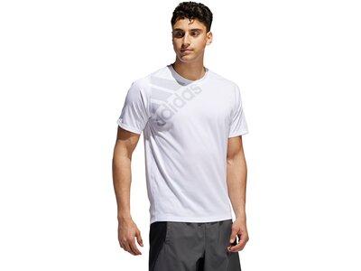 ADIDAS Herren Shirt FL_SPR GF BOS Schwarz