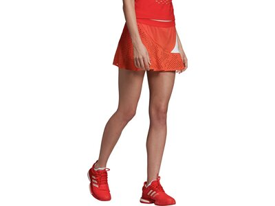 ADIDAS Damen adidas by Stella McCartney Court Rock Rot
