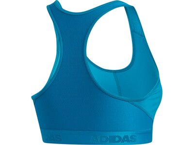 ADIDAS Damen Don't Rest Alphaskin Sport-BH Blau