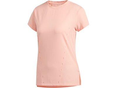 ADIDAS Damen Shirt ENGINEERED Rot