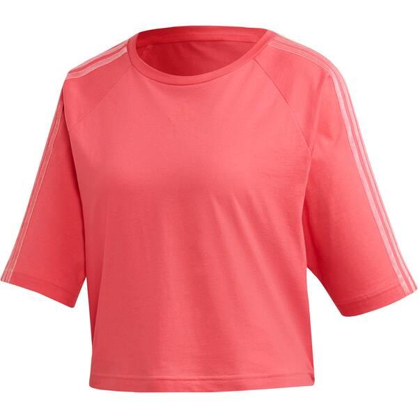 ADIDAS Damen T-Shirt Sport ID