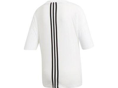 ADIDAS Damen Shirt MH 3S Weiß