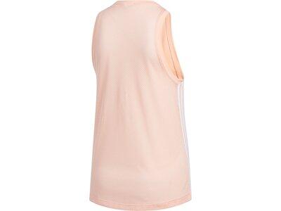 ADIDAS Damen Tanktop 3-Streifen pink