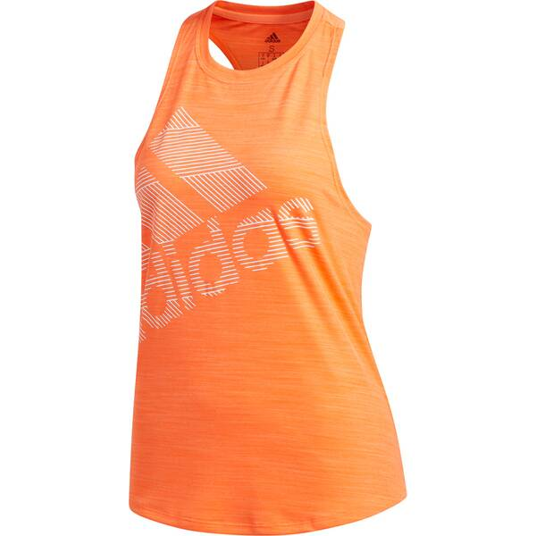 ADIDAS Damen Tanktop Badge of Sport