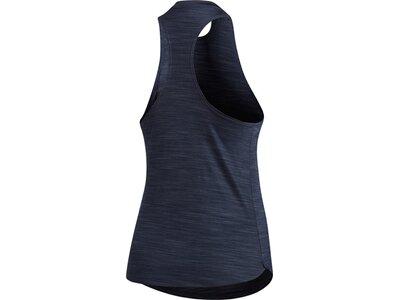 ADIDAS Damen Tanktop Badge of Sport Blau