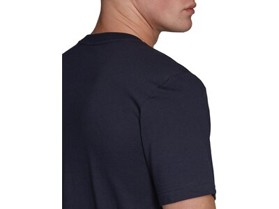 ADIDAS Herren Must Haves Badge of Sport T-Shirt Schwarz