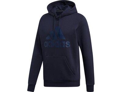 ADIDAS Herren Must Haves Badge of Sport Fleece Pullover Schwarz