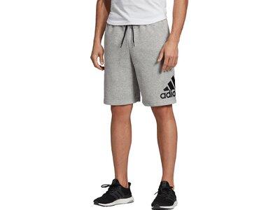 ADIDAS Herren Must Haves Badge of Sport Shorts Grau