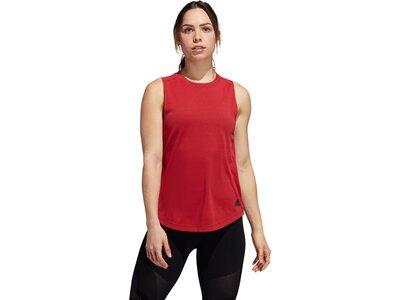 ADIDAS Damen Shirt PERF Rot