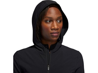 adidas Damen Badge of Sport Jacke Schwarz