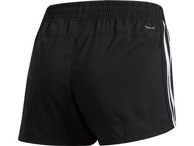 ADIDAS Damen Shorts PACER 3S WVN Schwarz