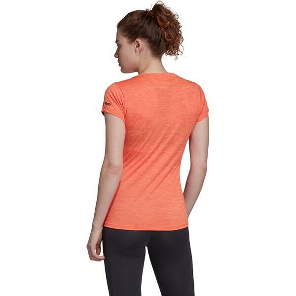 ADIDAS Damen T-Shirt Tivid