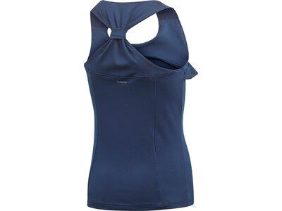 ADIDAS Kinder Shirt G RIBBON Blau