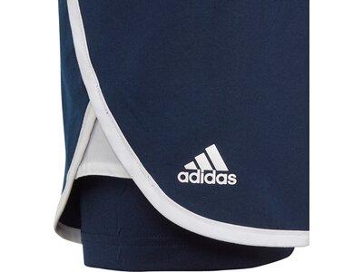 ADIDAS Kinder Shorts G CLUB Blau