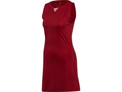 ADIDAS Damen CLUB DRESS Rot