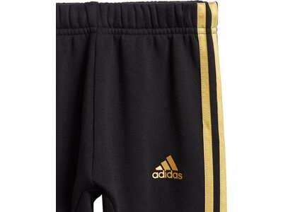 ADIDAS Kinder Sportanzug I HOLIDAY TS Schwarz