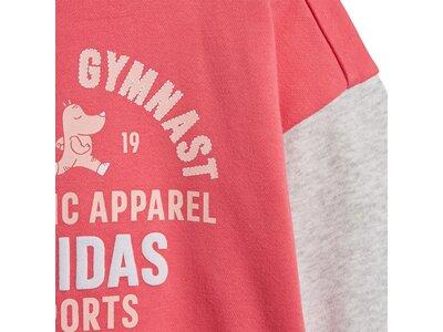 ADIDAS Kinder Graphic Terry Jogginganzug Pink
