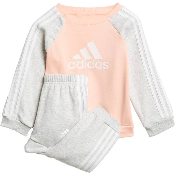 ADIDAS  Logo Fleece Jogginganzug