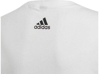 ADIDAS Kinder Shirt ID GRAPHIC Grau