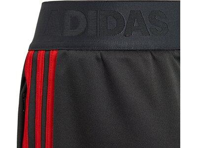 ADIDAS Kinder Sporthose YB TIRO 3S Schwarz