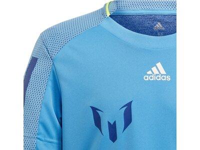 ADIDAS Kinder Trikot Messi Icon Blau