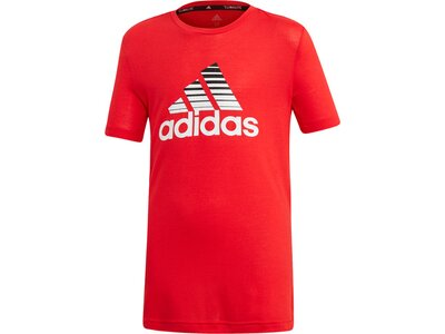 ADIDAS Herren T-Shirt Prime Rot