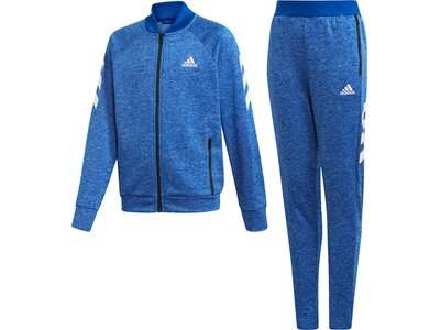 ADIDAS Kinder Sportanzug YB XFG Blau
